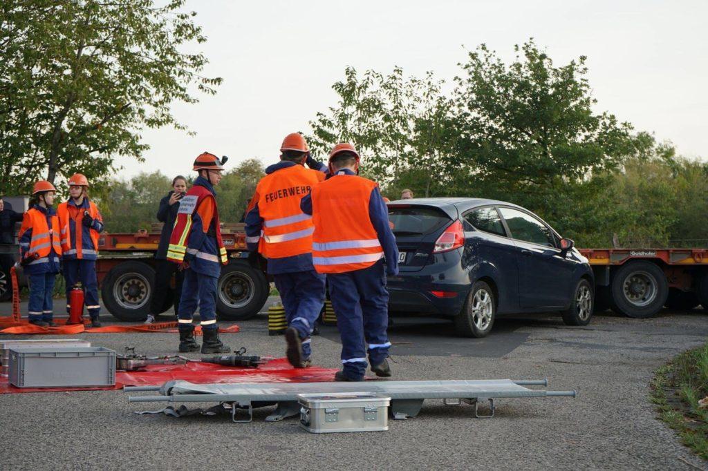 Feuerwehreinsatz Erftstadt Heute
